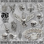 "925 SILBER COLLECTION – ""ROCKSTAR"""