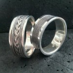 RETRO STYLE 925 SILBER RING