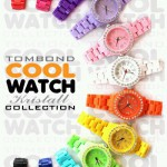 COOL WATCH KRISTALL COLLECTION! – NEON COLORS