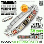 EM 2012 COLLECTION – EDELSTAHLMODULARMBAND