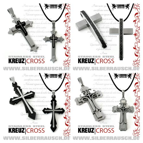 KREUZE | CROSS COLLECTION