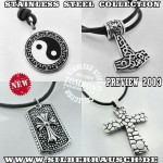 PREVIEW STAINLESS STEEL COLLECTION 2013