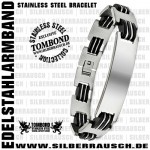 EDELSTAHL Armbänder | TOMBOND menstyle Collection