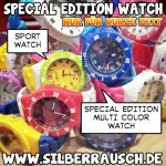 SPECIAL EDITION WATCH – MULTI COLOR