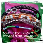 MULTI MIX SOMMERARMBAND | HOT COLOR TREND