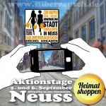 "Aktionstage ""Heimat shoppen"" 5. und 6. September"