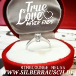 Verlobungs Ring | True Love never ends.