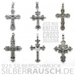 CROSS COLLECTION 2015 – SILBERRAUSCH SCHMUCK